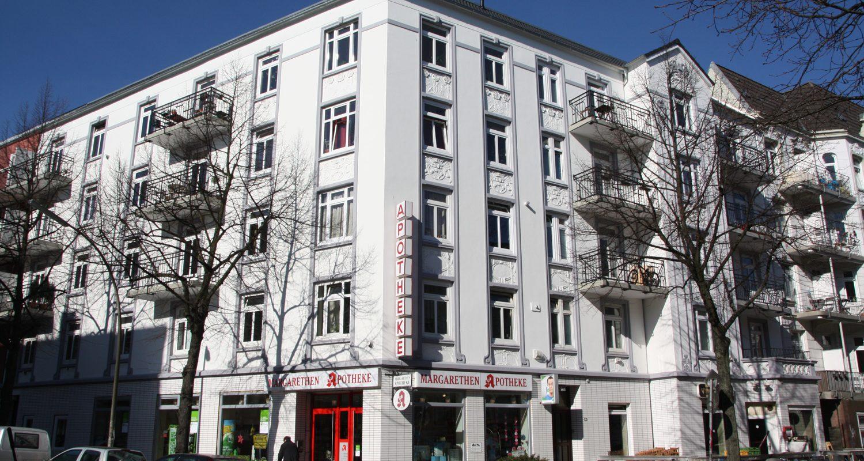 Mehrfamilienhaus Methfesselstraße – Hamburg