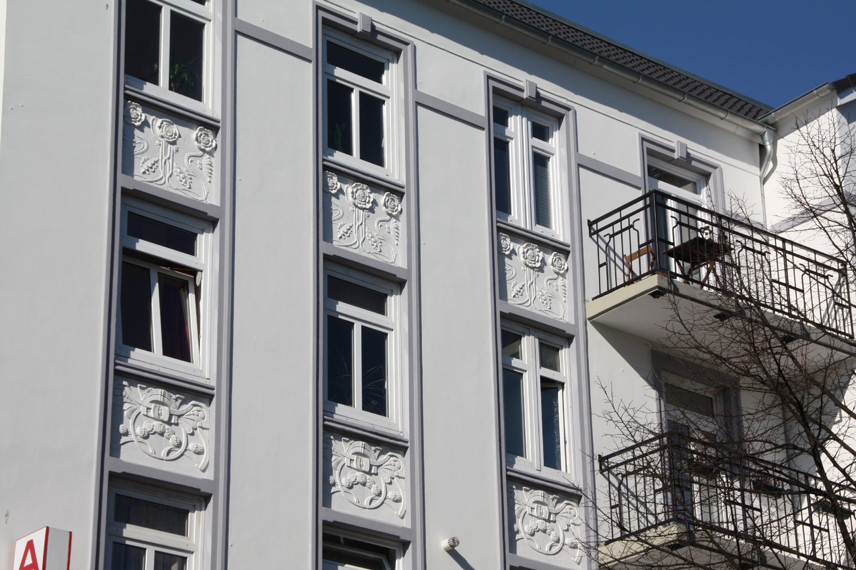 Fußboden Wohnung Hamburg ~ Mehrfamilienhaus methfesselstraße hamburg malerei peters
