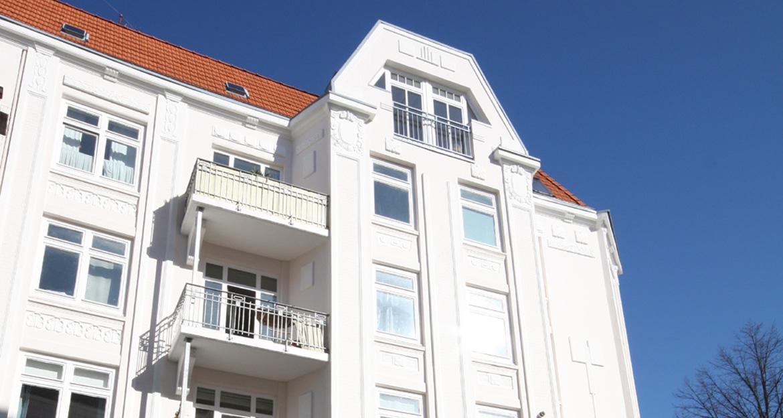 Mehrfamilienhäuser Telemannstraße, Odenwandstraße – Hamburg