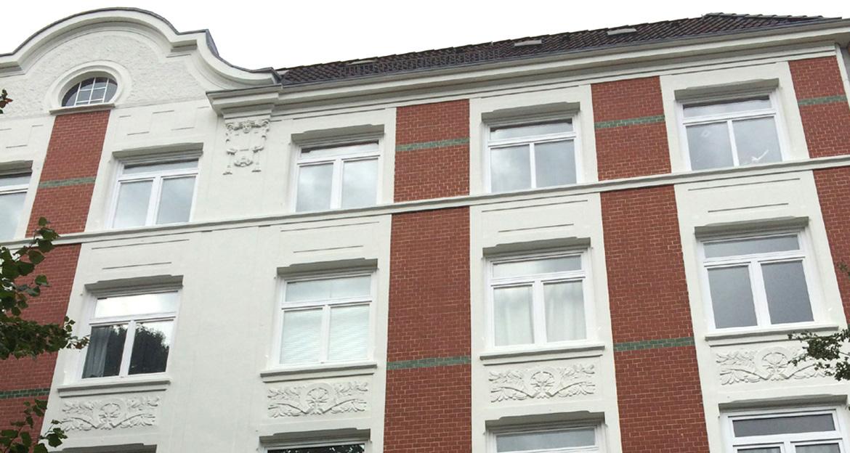 Mehrfamilienhaus Schützenstraße – Hamburg